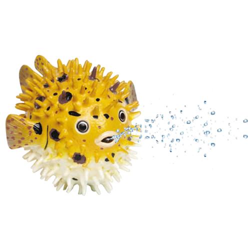 Spielfigur Kugelfisch