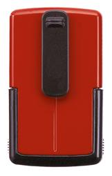 smart-stamp, rot, ø 30 mm