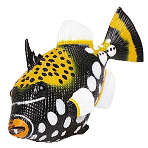 Spielfigur Leoparden-Drückerfisch