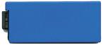 Austauschkissen für smart-stamp 47 x 18 mm blau