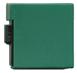 Austauschkissen für smart-stamp ø 17 mm grün