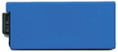 Austauschkissen für smart-stamp 38 x 14 mm blau