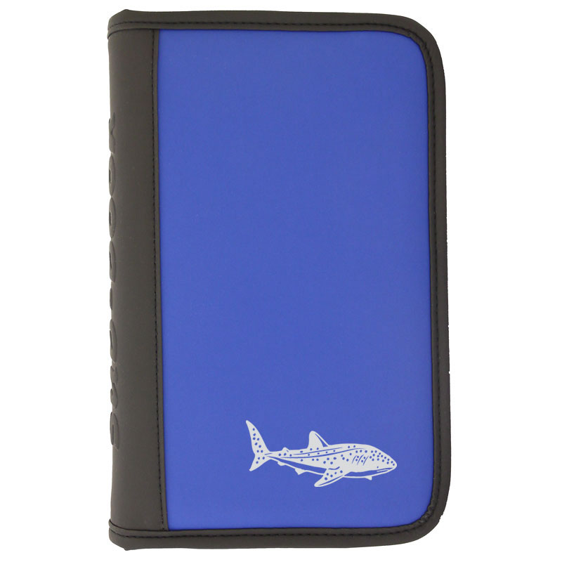 sub-book blau, Walhai, mit Innenteil