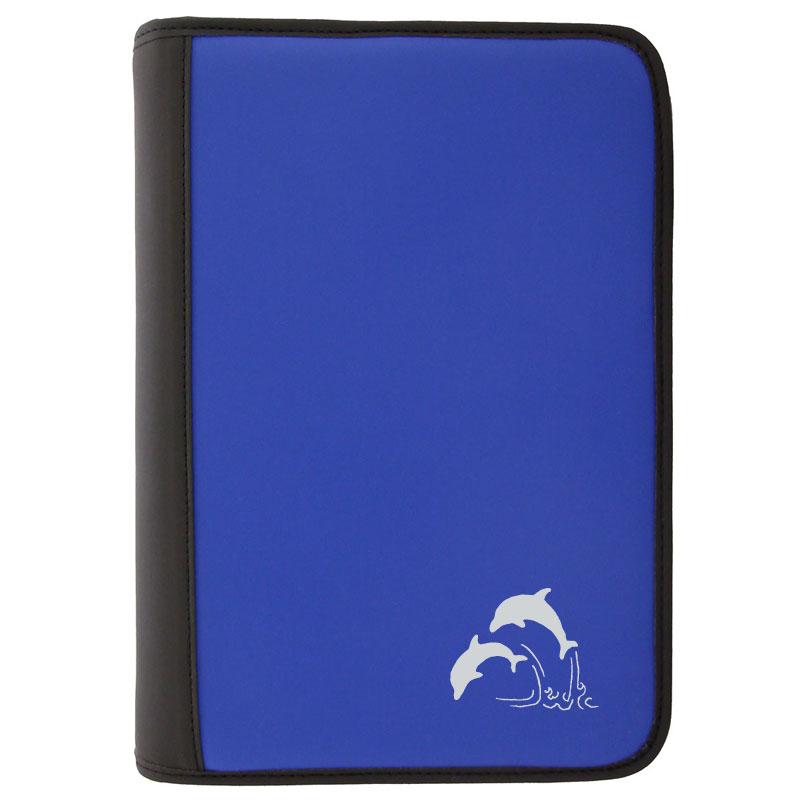 Big-Scuba blau, Delfine, ohne Innenteil