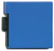 Austauschkissen für smart-stamp ø 30 mm blau
