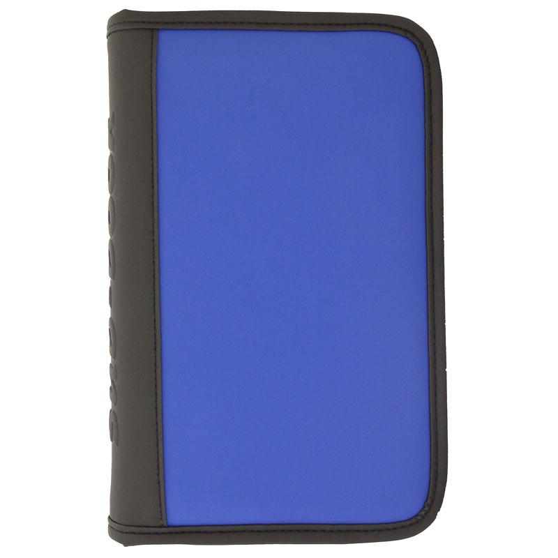 sub-book blau, ohne Motiv, ohne Inhalt