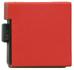 Austauschkissen für smart-stamp ø 17 mm rot