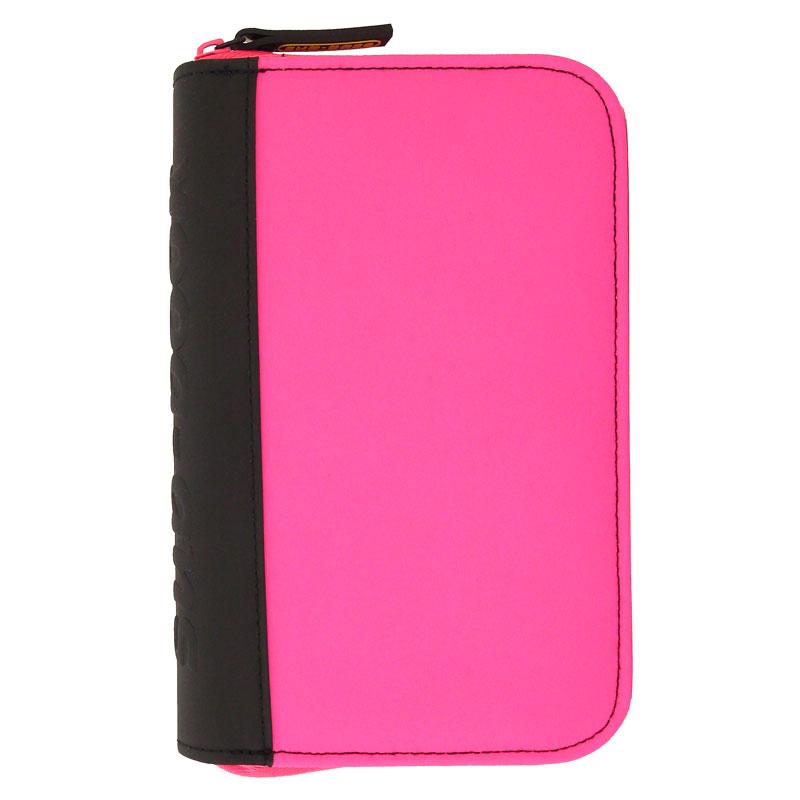 TRAVEL sub-book, pink, ohne Motiv, mit Innenteil