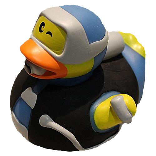 """Badeente """"DuckyMcDive"""""""