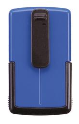 smart-stamp, blau, ø 30 mm