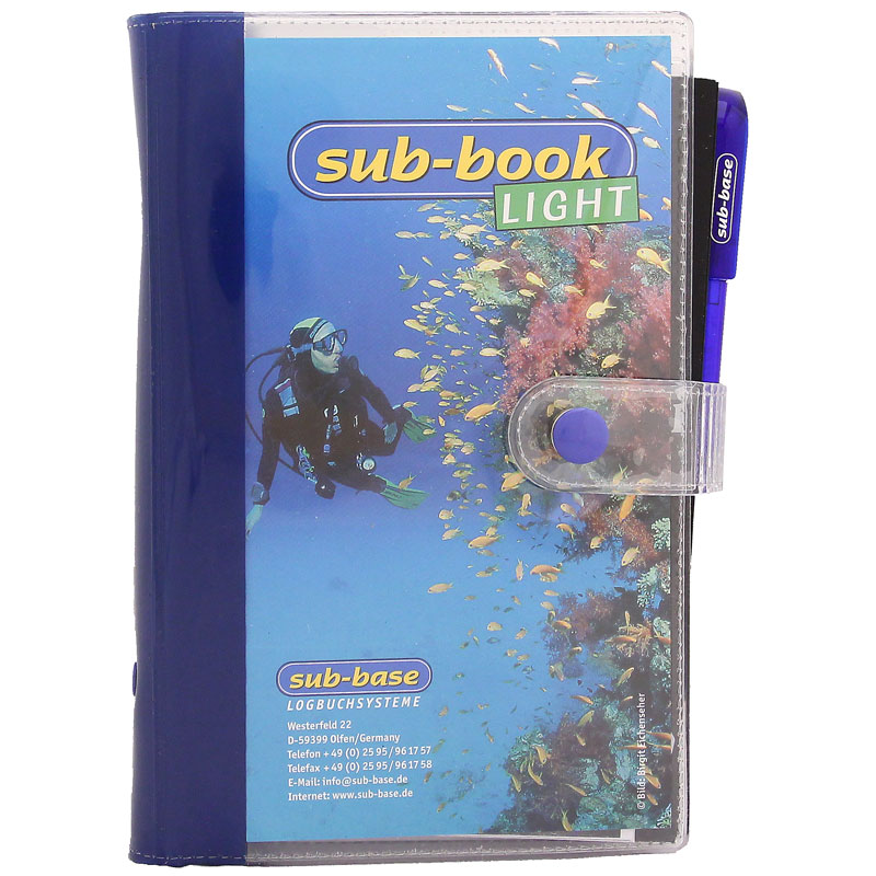 sub-book Logbuch Light mit Softcover