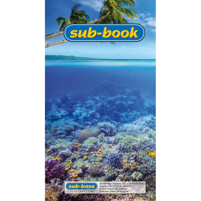 sub-book STARTEINLAGE 6-fach-Lochung
