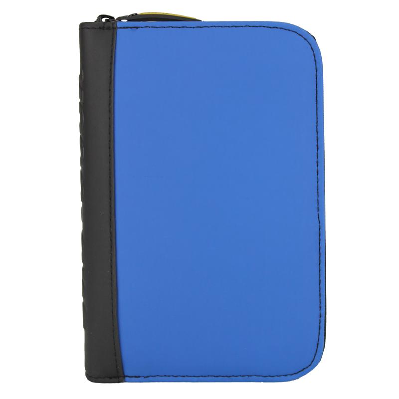 TRAVEL sub-book, blau, ohne Motiv, mit Innenteil